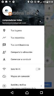 para descargar un mapa en google maps debes dar clic en las 3 barritas que están en la parte superior izquierda y luego entrar a mapas sin conexión ay encontraras la opcion de seleccionar el mapa que tu deseas