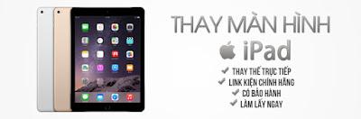 Tại sao nên chọn chúng tôi thay màn hình ipad air 2
