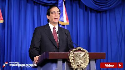 VÍDEO: Gustavo Montalvo informa: Danilo Medina acoge todas las recomendaciones de la comisión CEA