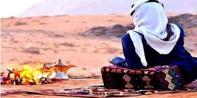 اشعار البدو عن الرجولة