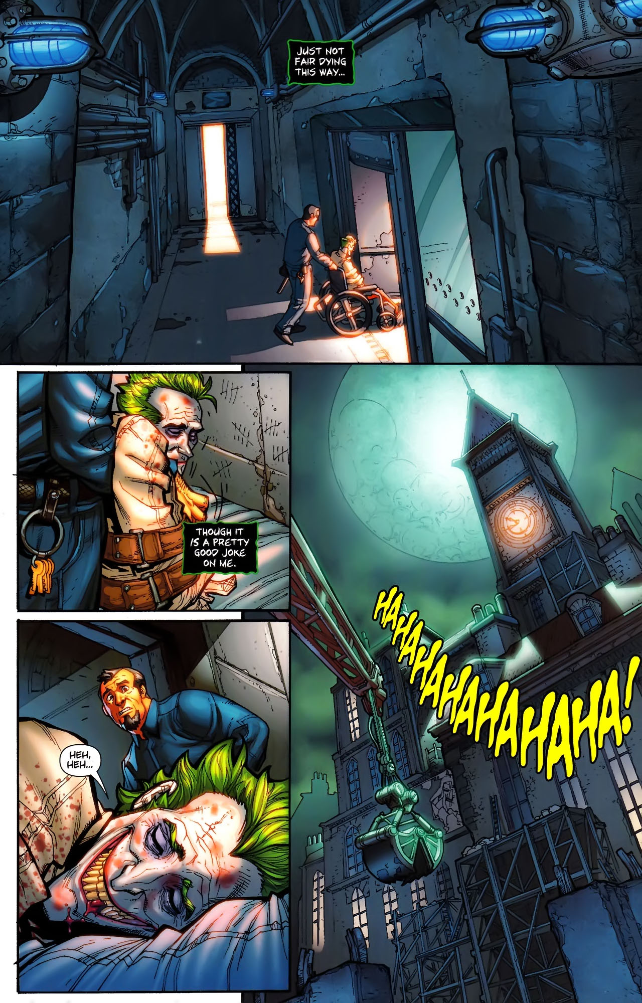 Read online Wonder Woman (2006) comic -  Issue #610 - 28