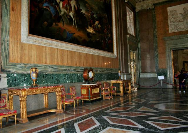 tele, quadri, pittire, orologio antico, tavoli antichi, dorato, pavimenti, camera