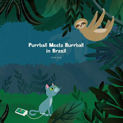 Ruby reviews Purrball Meets Burrball in Brazil