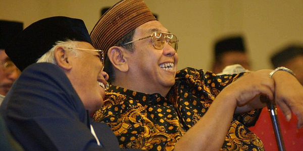 Ketika Gus Dur Meminta Tokoh Muhammadiyah Jadi Imam Tarawih