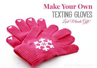 guanti personalizzi fai da te