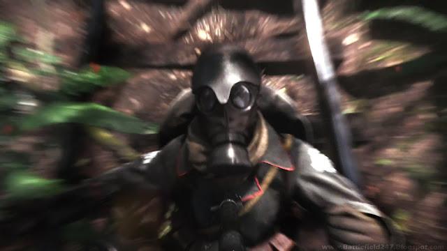 HD Background Wallpaper - Battlefield 1 - Game Bayonet Footage