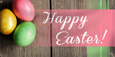 Happy Easter Banner | Banners.com