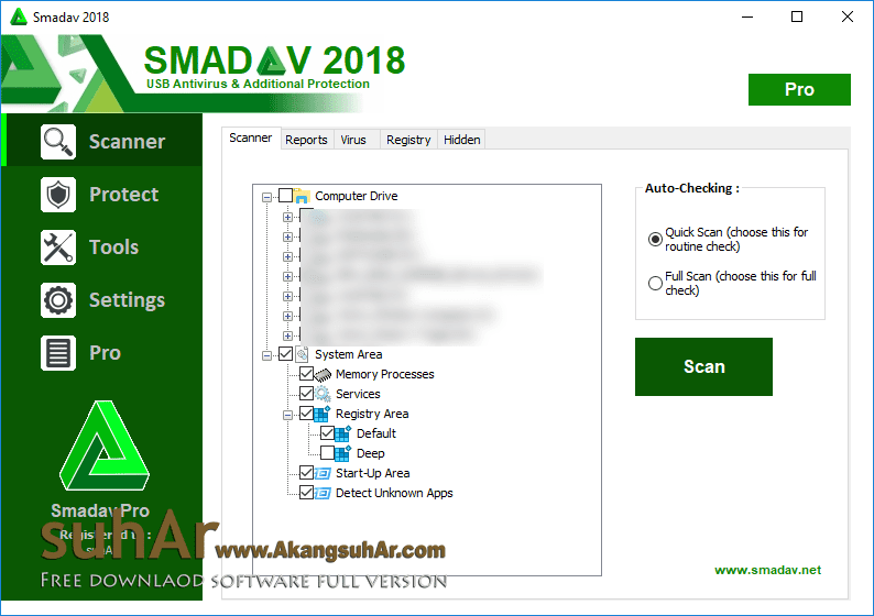 Free Download Smadav Pro Full Keygen