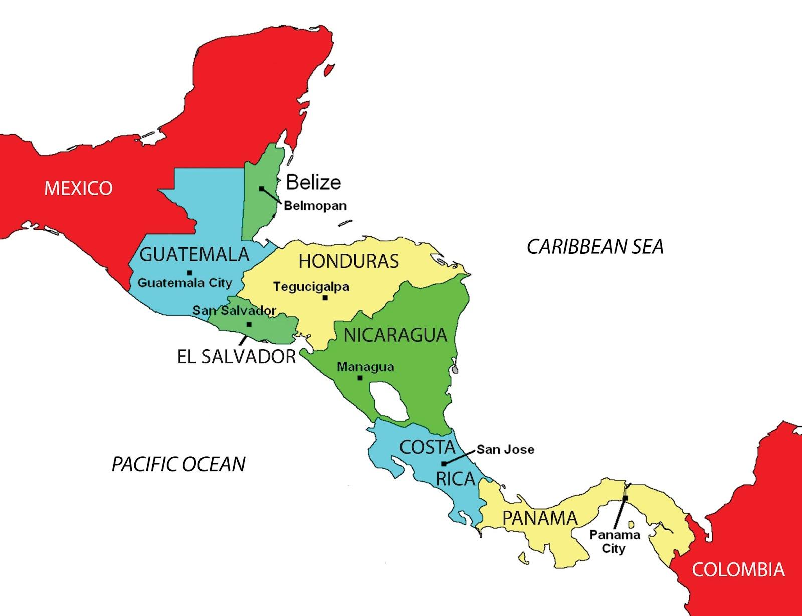 Eco R Geo: Central America faces major crop losses due to El Niño ...