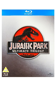 Jurassic Park: Ultimate Trilogy Blu-ray box set