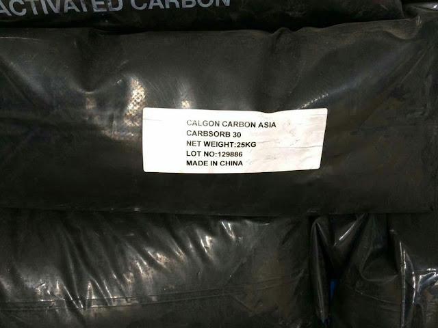 karbon aktif calgon carbsorb 30