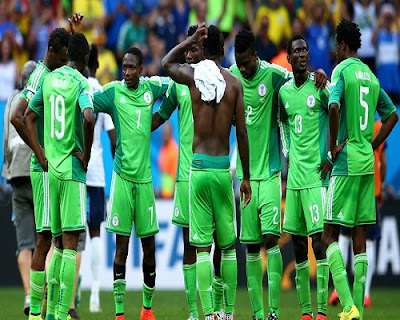 Nigerian businessman offers Super Eagles $20,000 for each goal scored against Cameroon