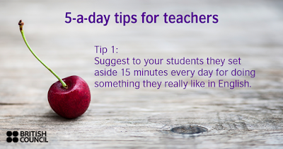 Tips for teachers