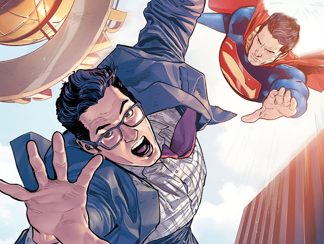 clark kent superman rebirth