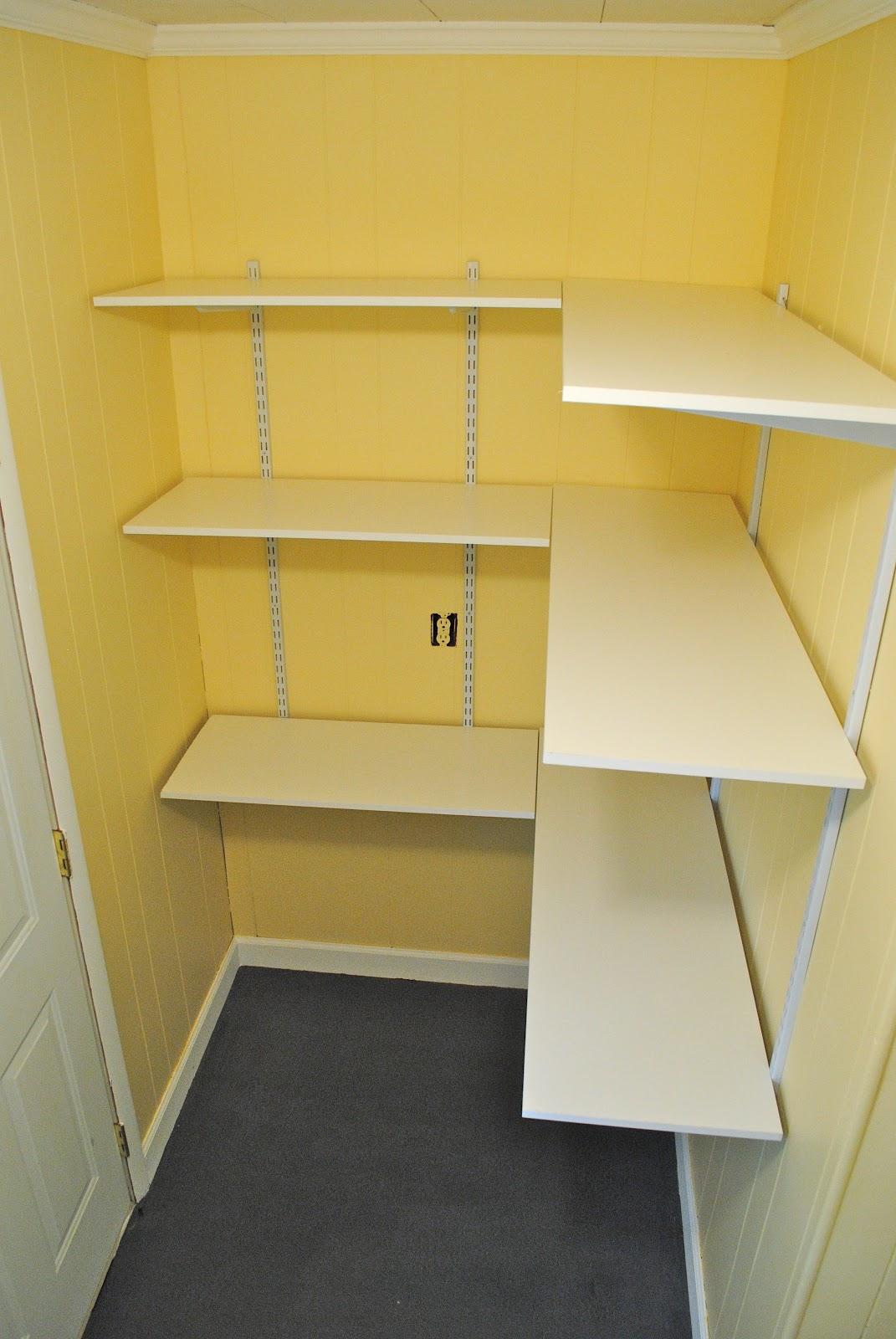 the remodeled life laundry storage upgrade rh theremodeledlife com ready made shelves seattle ready made shelves ikea