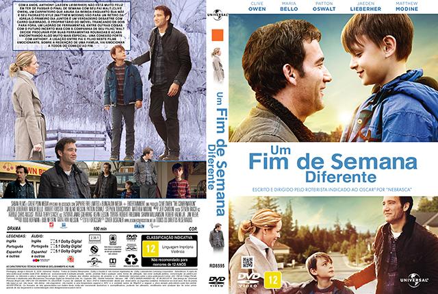 Um Final De Semana Delicioso: Um Fim De Semana Diferente (2016) DVD-R Oficial