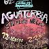Sábado 12 de agosto  Aguaturbia + Sedimento Negro en el Bar de Rene