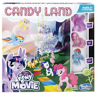 Candy Land My Little Pony the Movie Edition