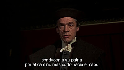 Un hombre para la eternidad (PELICULA 1966) A Man for All Seasons