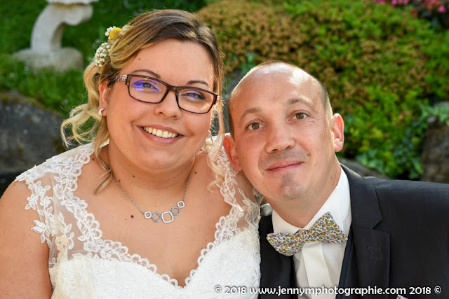 portraits des mariés, photo de couple