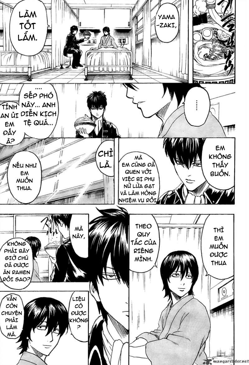 Gintama Chap 293 page 18 - Truyentranhaz.net