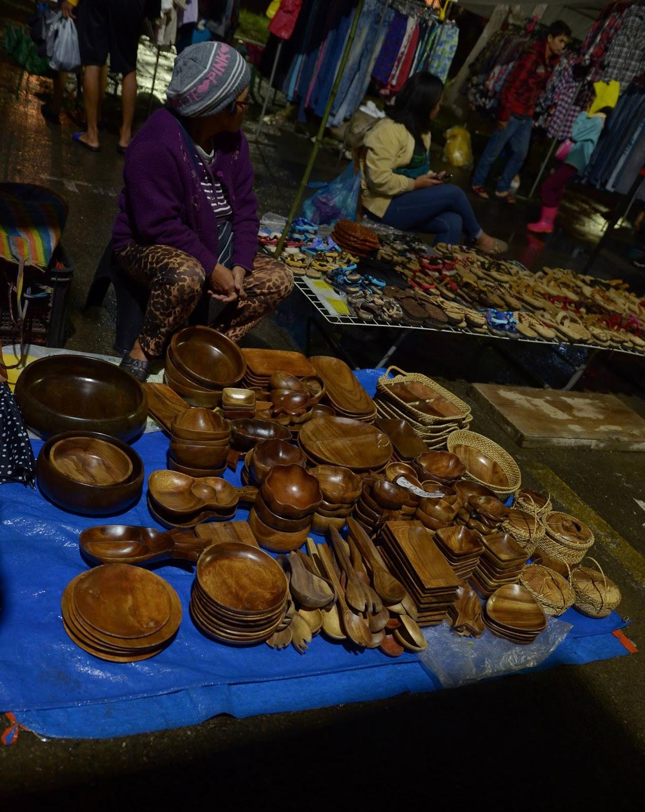 Baguio Night Market Livelihood