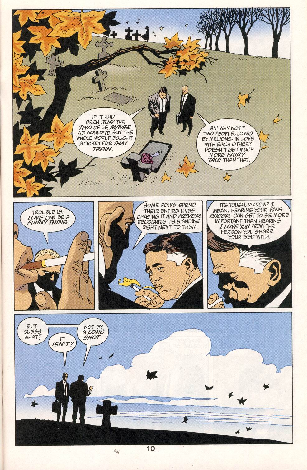 Read online 100 Bullets comic -  Issue #27 - 12