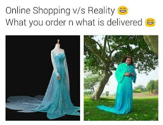 Funny pics - Online shopping
