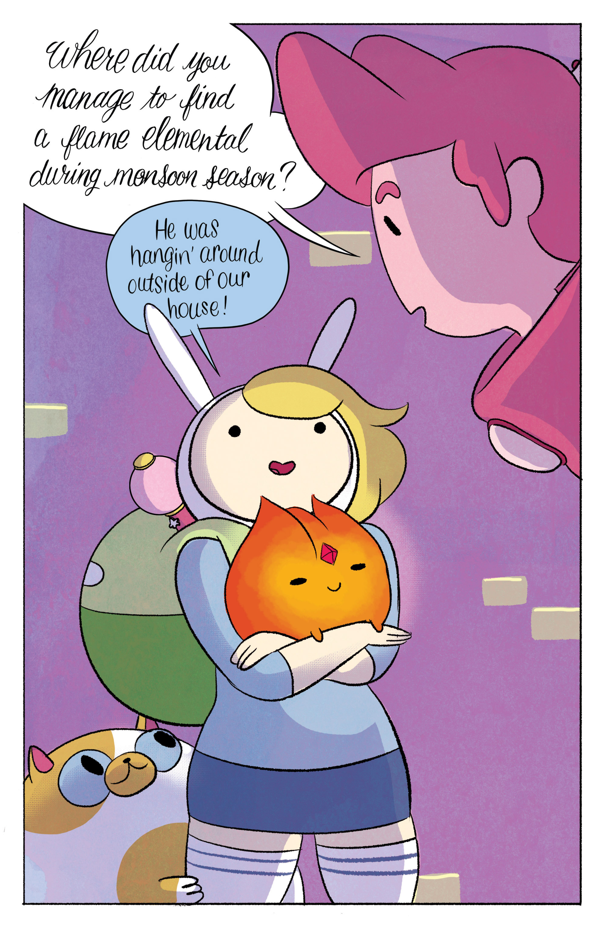 Read online Adventure Time with Fionna & Cake comic -  Issue #4 - 6