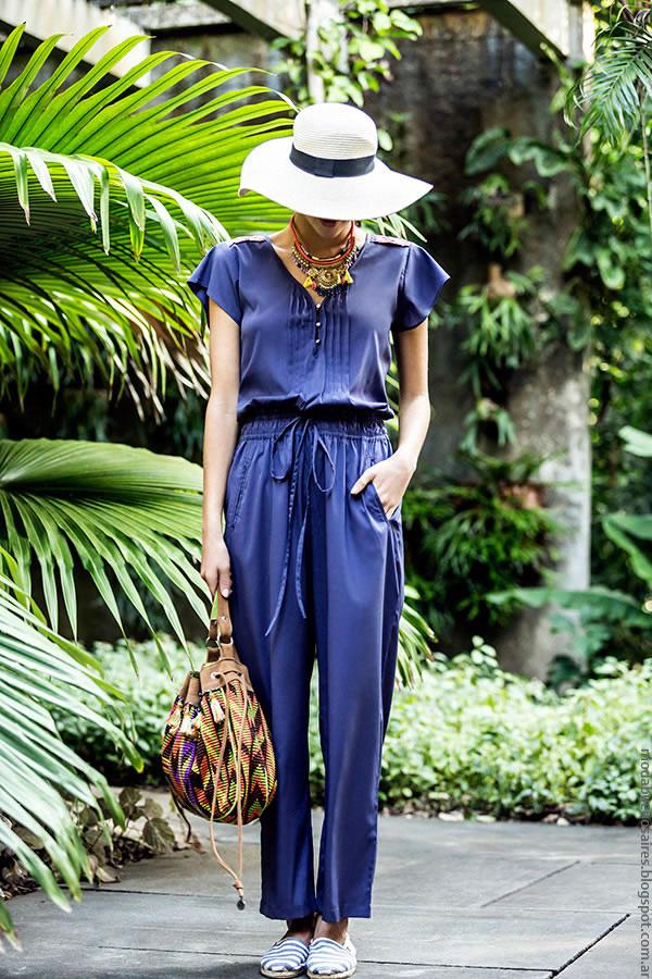 Moda primavera verano 2017 looks India Style.