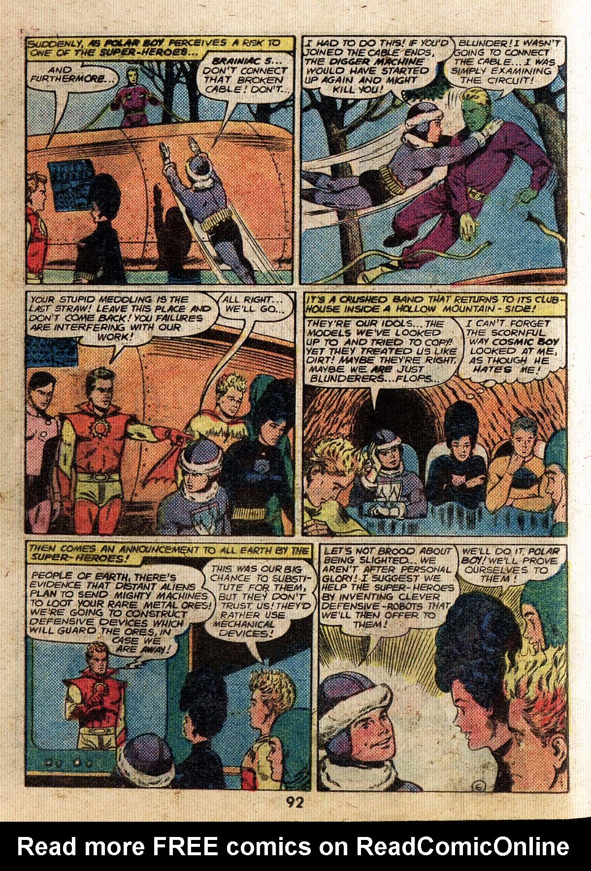 Read online Adventure Comics (1938) comic -  Issue #500 - 92