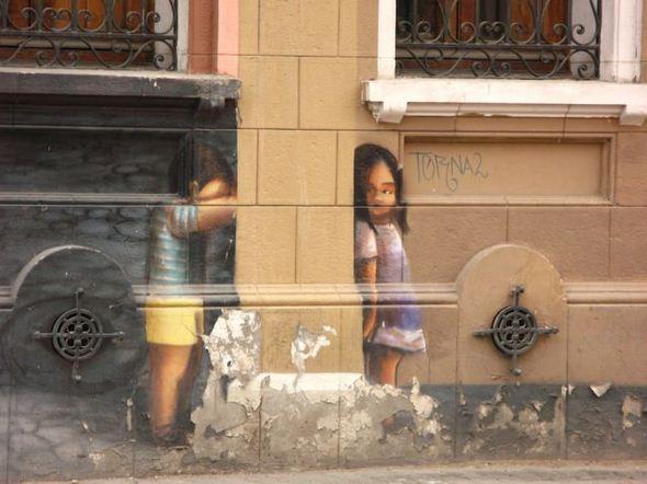 الفن بأى شىء وعلى أى شىء street-art-work-27.j