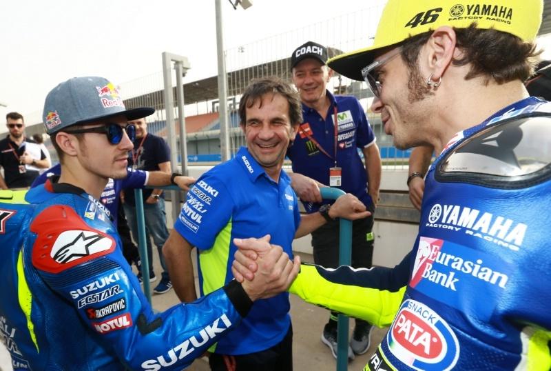 MotoGP : Tinggalkan Suzuki Ecstar, Vinales akan pindah ke Movistar Yamaha untuk 2 musim kedepan untuk menggantikan Lorenzo !