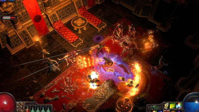 """Path of Exile"" Game hành động hack and slash free 2013"