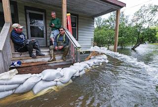 πλημμύρες στην Αριζόνα