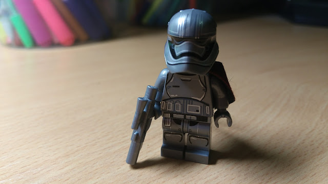 Капитан Фазма минифигурка лего star wars звездные войны