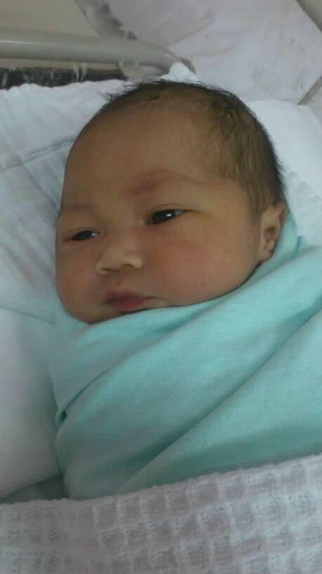 newborn, uwais zulqarnain