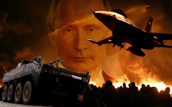 russia world war 3 threat donald trump