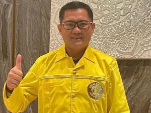 2022 Penjaringan Dimulai, Bupati Joune Ganda Kedapatan Pakai 'Kuning'... Ada Apakah?