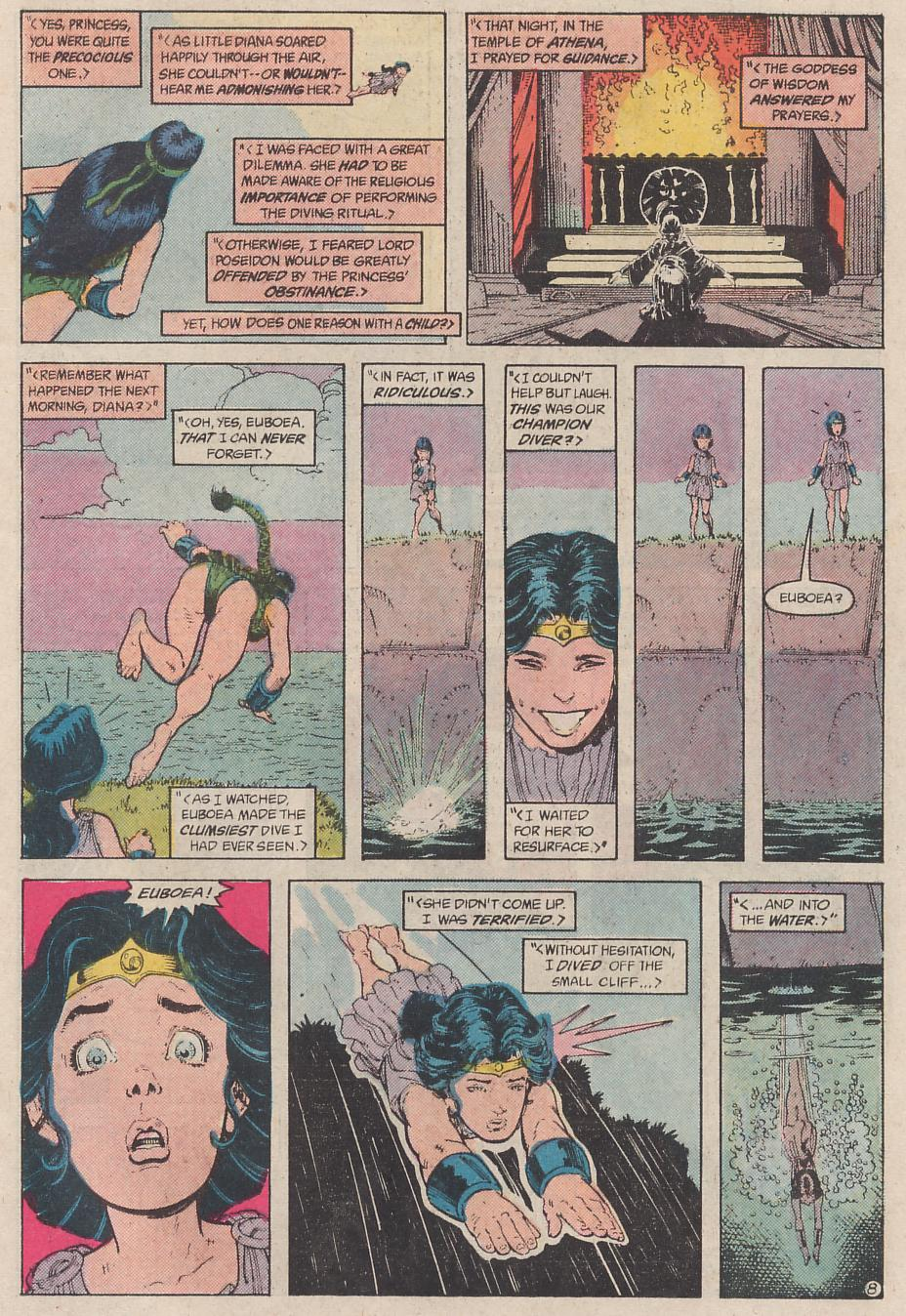 Read online Wonder Woman (1987) comic -  Issue # Annual 1 - 9
