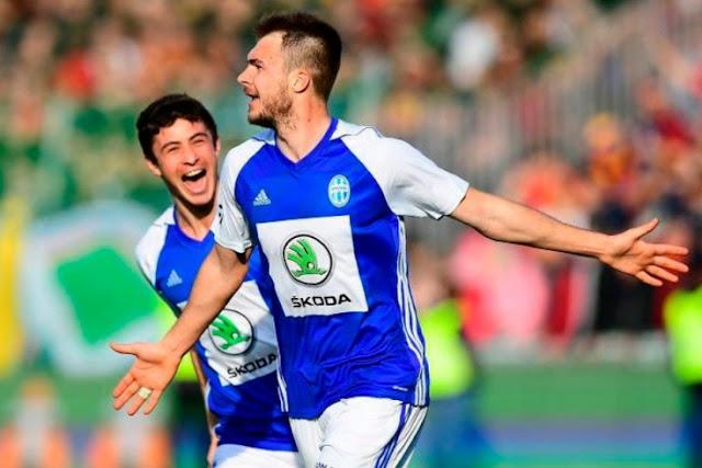 Комличенко: мечтаю сыграть за «Реал»