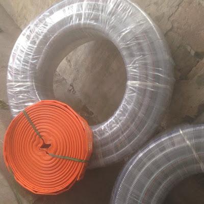 Nhiều số lượng Ống nhựa mềm lõi thép hàn quốc