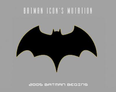 Batman Animated Series Bat Symbol Logo