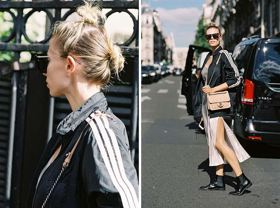 Paris Fashion Week Ss 2017 Vanessa Jackman Bloglovin