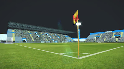 PES 2016 Italia Serie-A TIM Stadium Pack by RavenFCB