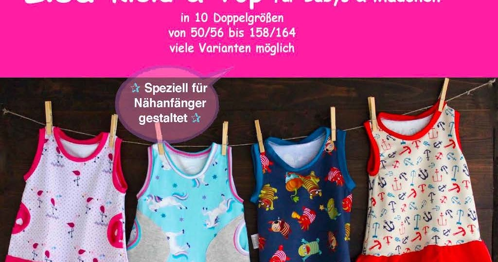 first lounge berlin: Lisa Kleid & Top für Babys & Mädels