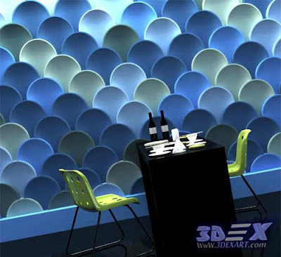 3d decorative wall panels, Modern 3d wall panels, 3d wall art panels