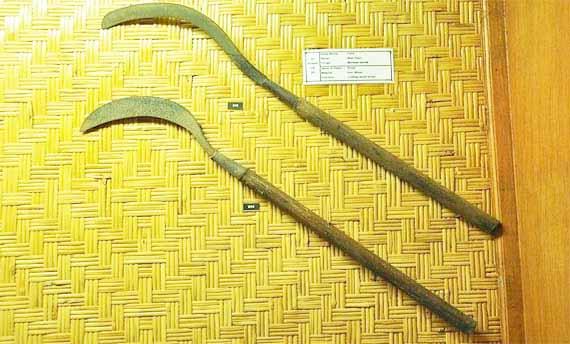 Caluk, Senjata Tradisional Dari Bali