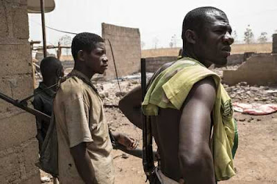 #SouthernKadunaKillings: See Destruction in Southern Kaduna by Fulani Herdsmen