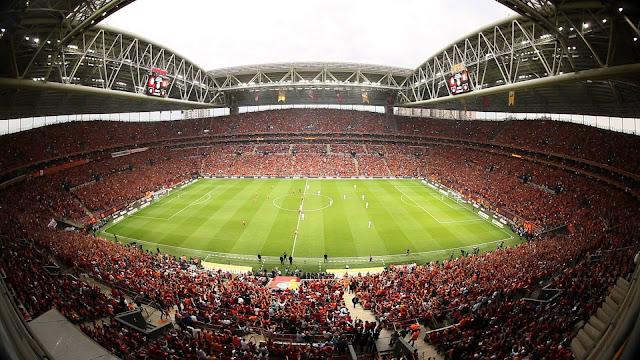 Seyircide de lider Galatasaray!